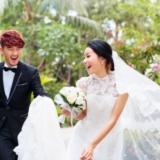 [分享]婚�照的造型搭配
