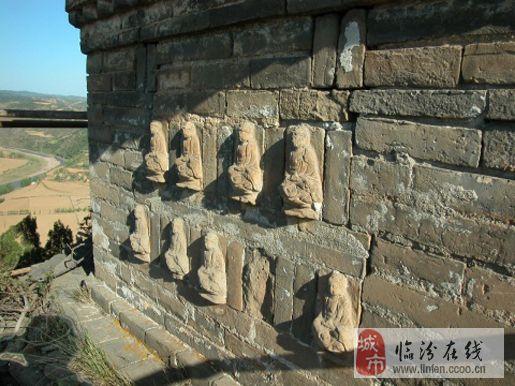 行游临汾47:安泽和川镇麻衣寺砖塔(组图)