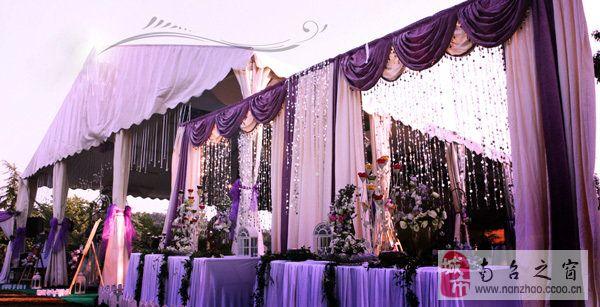 如何办一场经济适用室外婚礼