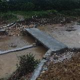 寻乌县水源径口遭遇百年一遇洪水灾害(组图)