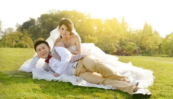 不出国也能拍出欧式浪漫婚纱照