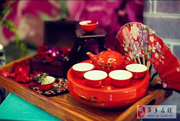 [转贴]萍乡米兰婚纱摄影 中式婚礼的浪漫元素 怀旧的江南风