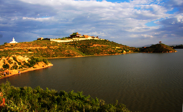 2012年和榆社县云竹湖(云竹水库)水利风景区一起成为省级水利风景区.