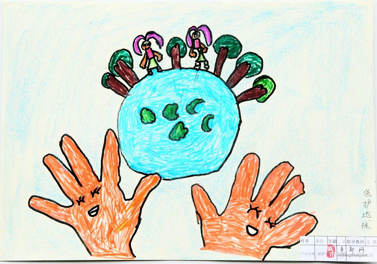 中国梦儿童绘画作品欣赏:-少儿兴趣-无忧考网