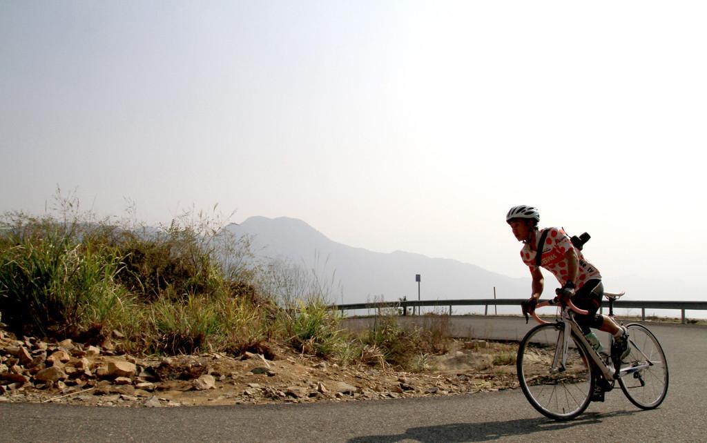自行车爱好者