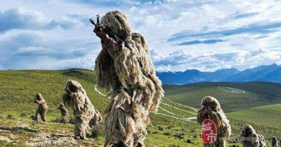 驻藏特种部队高海拔地域实弹作战训练