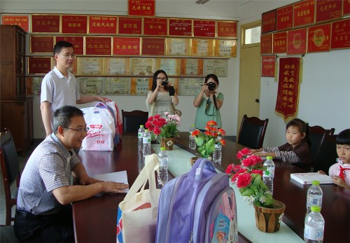 欢度六一儿童节畅想中国梦