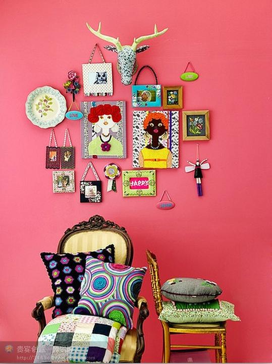 室内装饰~~小创意~~~