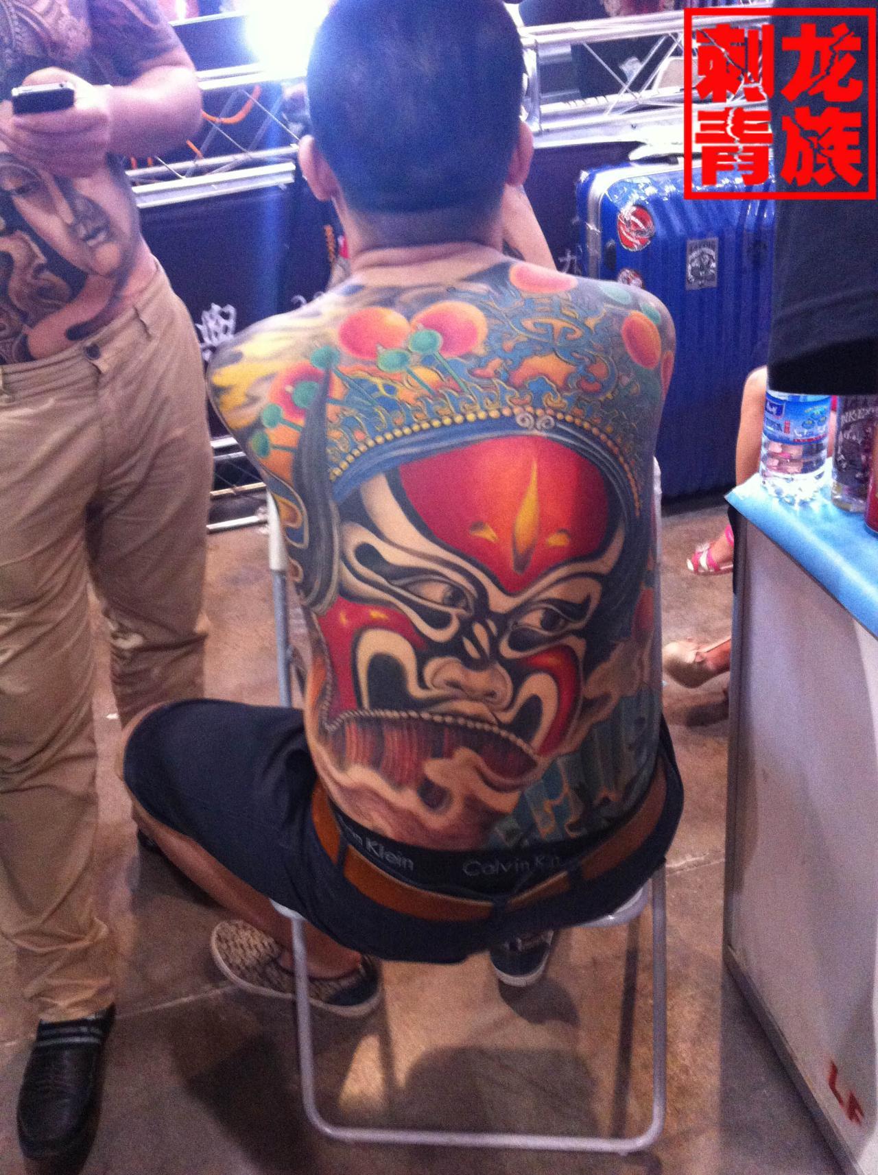 ta(汉川龙族刺青堂)的城市空_纹身图案图片