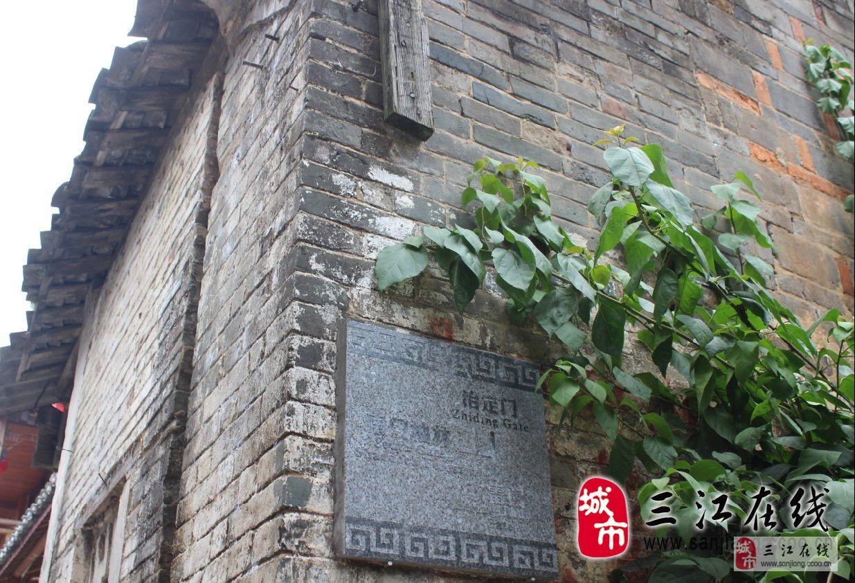 三江县旅游景点中国唯一水上古镇丹州古镇图片