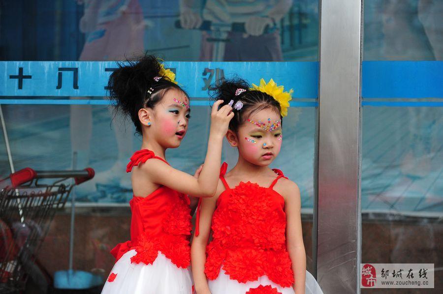 快乐儿童节——我为你化妆