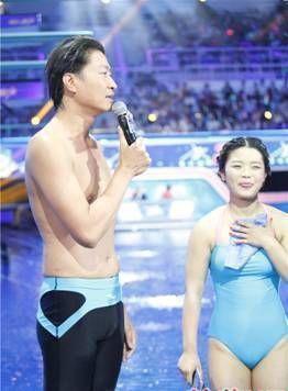 敢不敢露肉,是考验明星身材的唯一标准,八八跳水节目