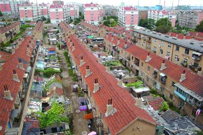 市北危旧房改造片区公布5年改造1111栋