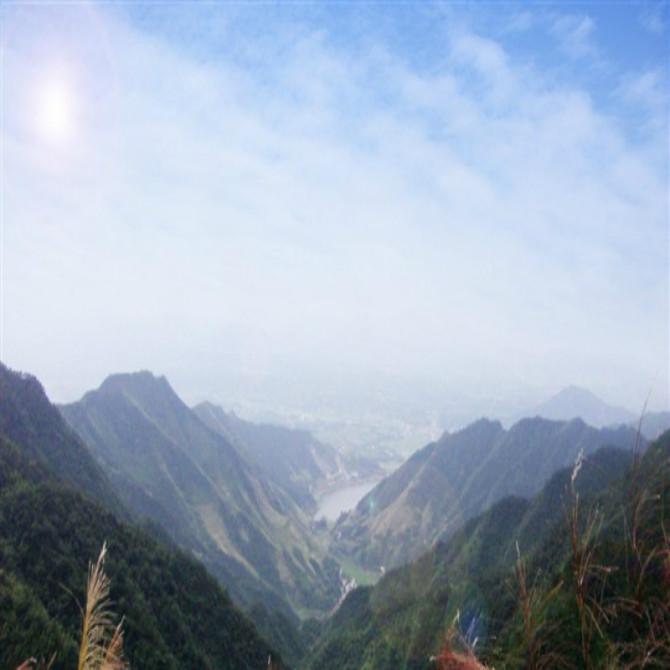 [原创]药姑山,远古瑶族的文化之地_展示风情_通城论坛