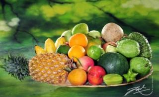 三亚热带水果大搜集