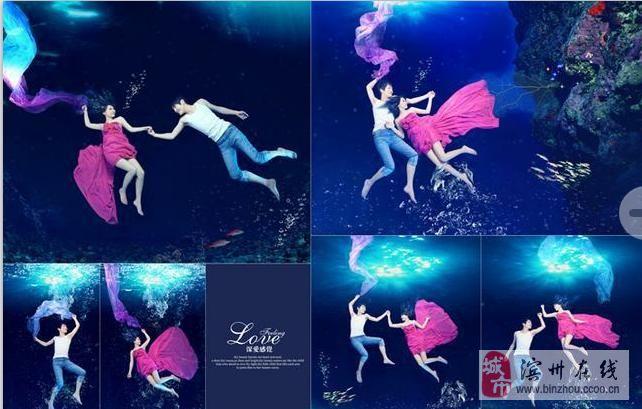 水下摄影――清凉怡夏
