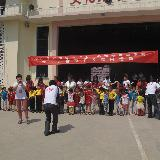六一儿童节即将来临,后稷故里志愿者关注留守儿童