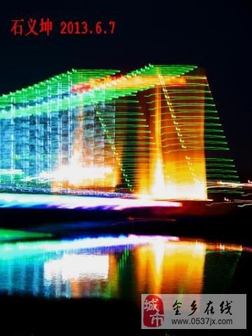[原创]金珠大桥~~~夜·······················
