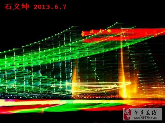 [原创]金珠大桥~~~夜・・・・・・・・・・・・・・・・・・・・・・・