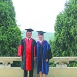 父女同时攻读武汉大学硕博