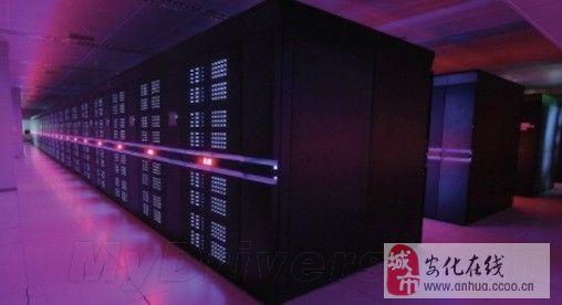 传中国研制出世界最快计算机:每秒狂飙5.49亿亿次