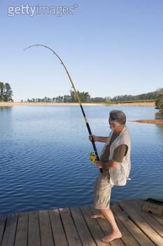 钓鱼爱好者