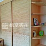 【祁东衣柜】现代城刘先生小孩房北美枫情定制衣柜