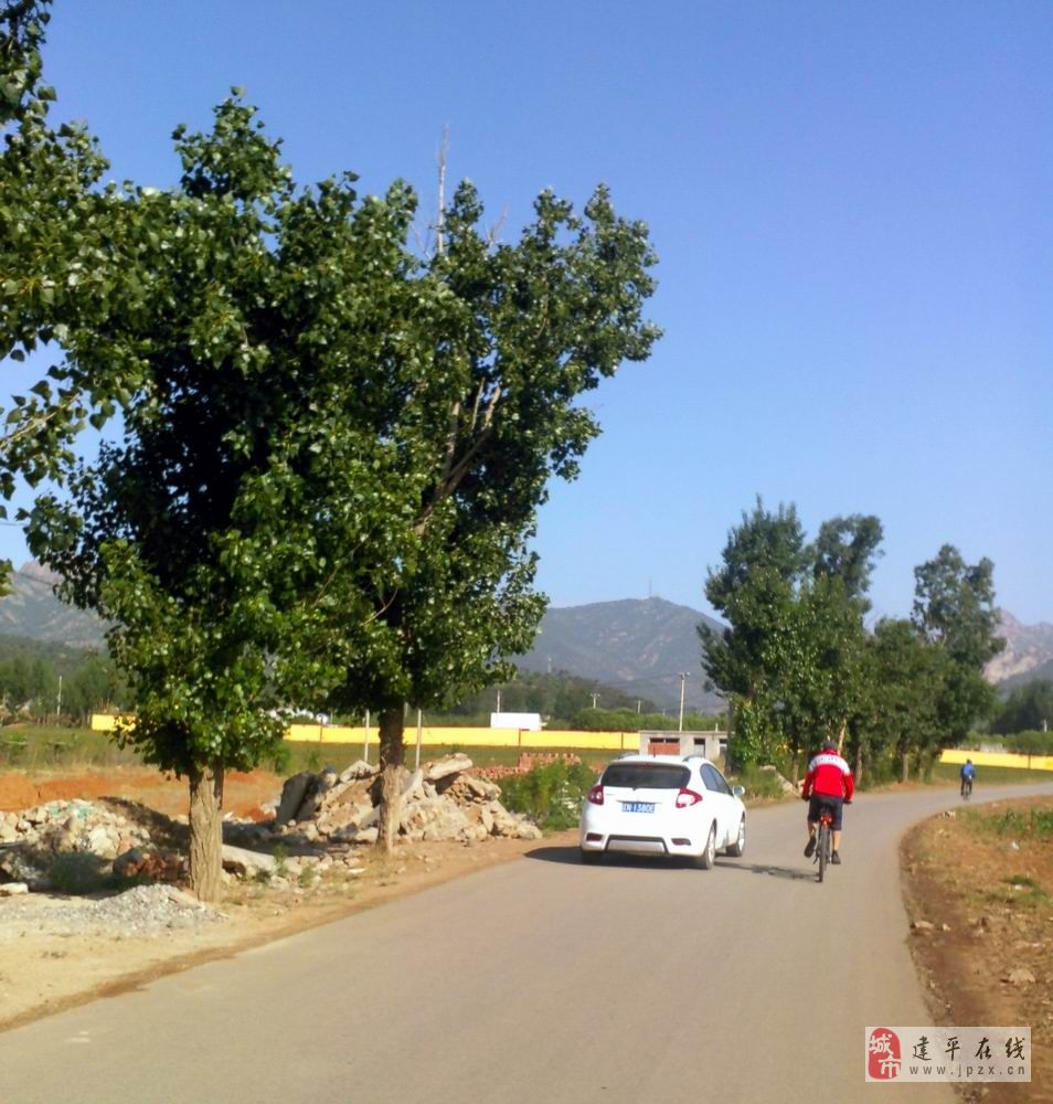 20130612端午节骑行黄花山