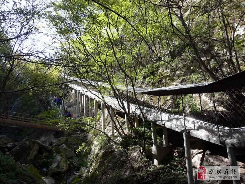 15日祥峪森林公园,休闲游玩.