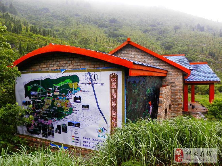 锦屏山,在济南市章丘市区南18公里处