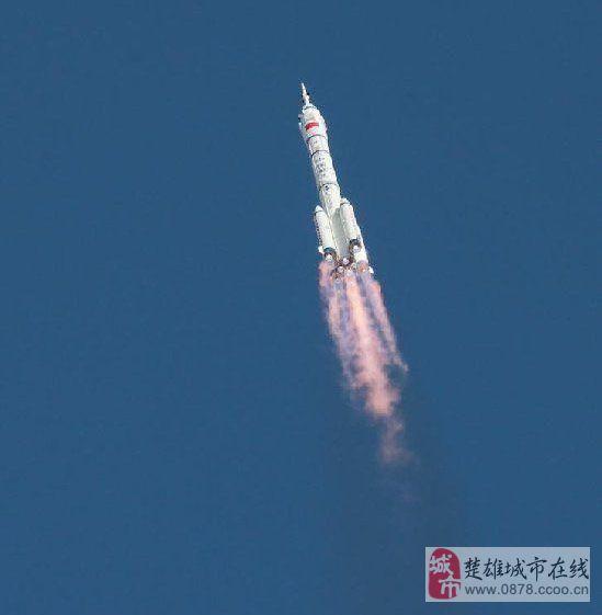 神舟10号发射震撼西方 俄:世界离不开中国