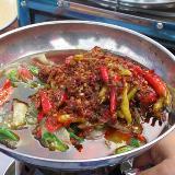 吃刨汤肉  感受铜仁人的热情