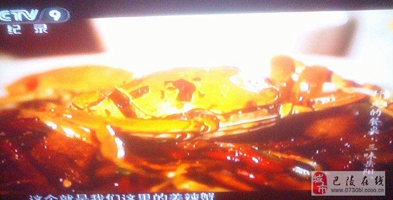 cctv-9播放美食专题片《三味岳阳》