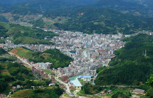 桂东县--桥头乡--最美村庄投票推荐