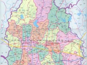 镇平行政区划