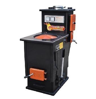 气化反烧渗铝采暖炉