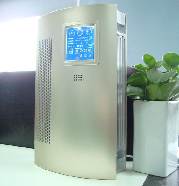 智能空气排毒机