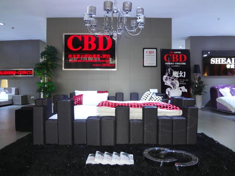 CBD软床