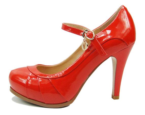 意尔康2012秋季新款女鞋