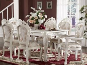 �P撒豪庭  �W式餐桌