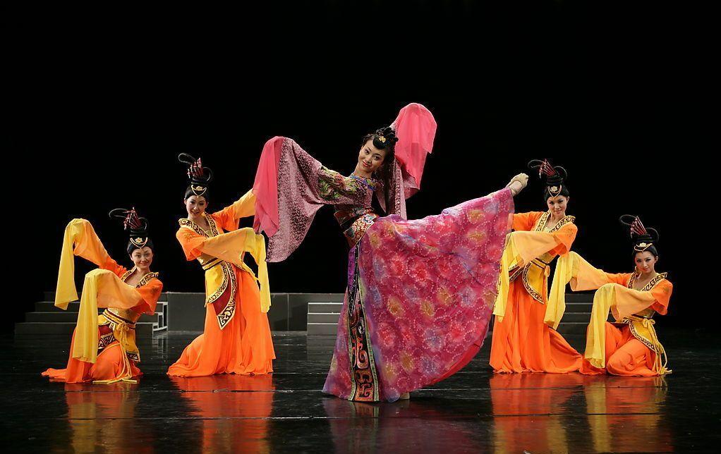 古典舞培训图片