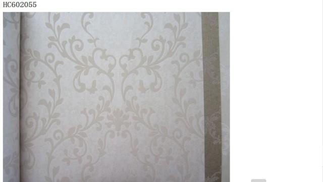 爱舍激情马赛无纺布客厅大堂壁纸墙纸现代欧式背景满