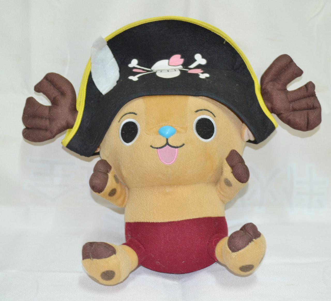 特价海贼王乔巴玩偶公仔
