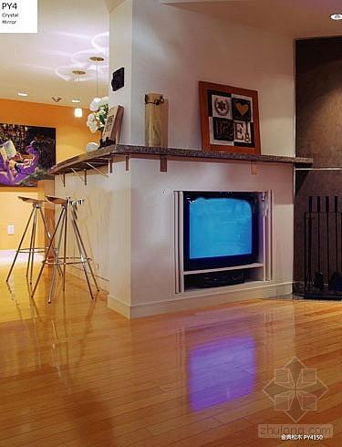 圣象强化木地板-水晶镜面系列-py4150