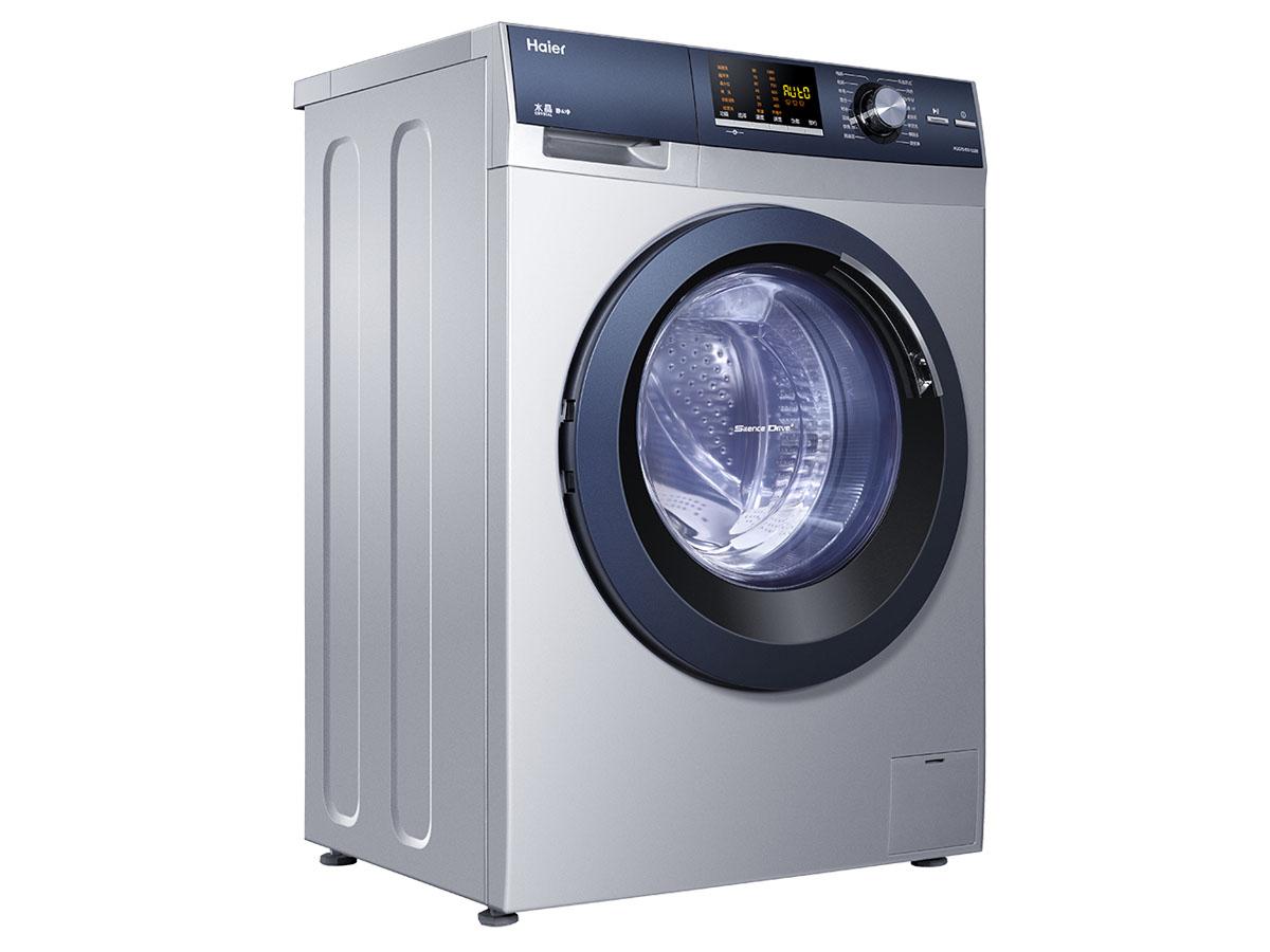 海尔7.0公斤水晶滚筒洗衣机xqg70-bs10288