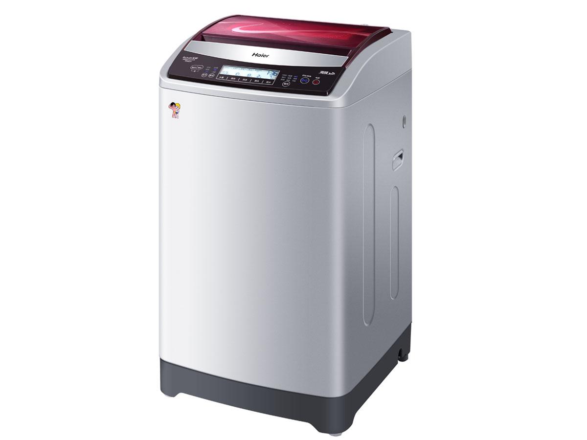 海尔波轮6.0公斤双动力洗衣机xqs60-zy1218至爱