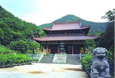 兰溪市黄大仙赤松园:浙江旅游局评定的aa级景点