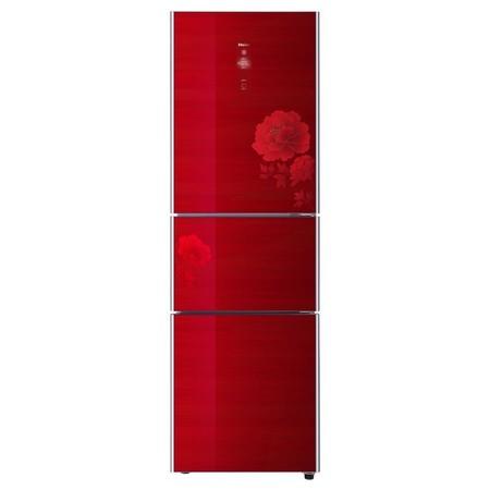 海尔冰箱bcd-230sdcm(钻石红)