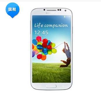 [三星Galaxy S4 I9508皓月白移动定制] 5英寸