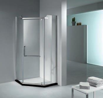 型号al74006钻石型淋浴房 高清图片